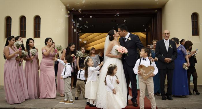 Amelia + Ernesto | Hotel Sonesta El Olivar | Boda en Lima – Perú
